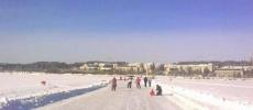 Центр зимних видов спорта – горнолыжный курорт Ювяскюля