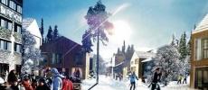 «Дом Троллей» – лыжный курорт Оппдал